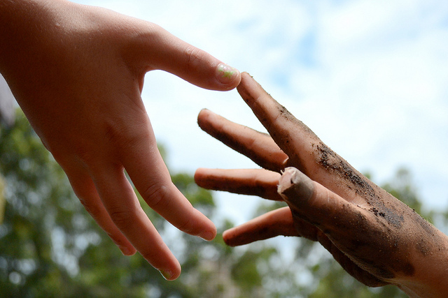 Mens health helping hand